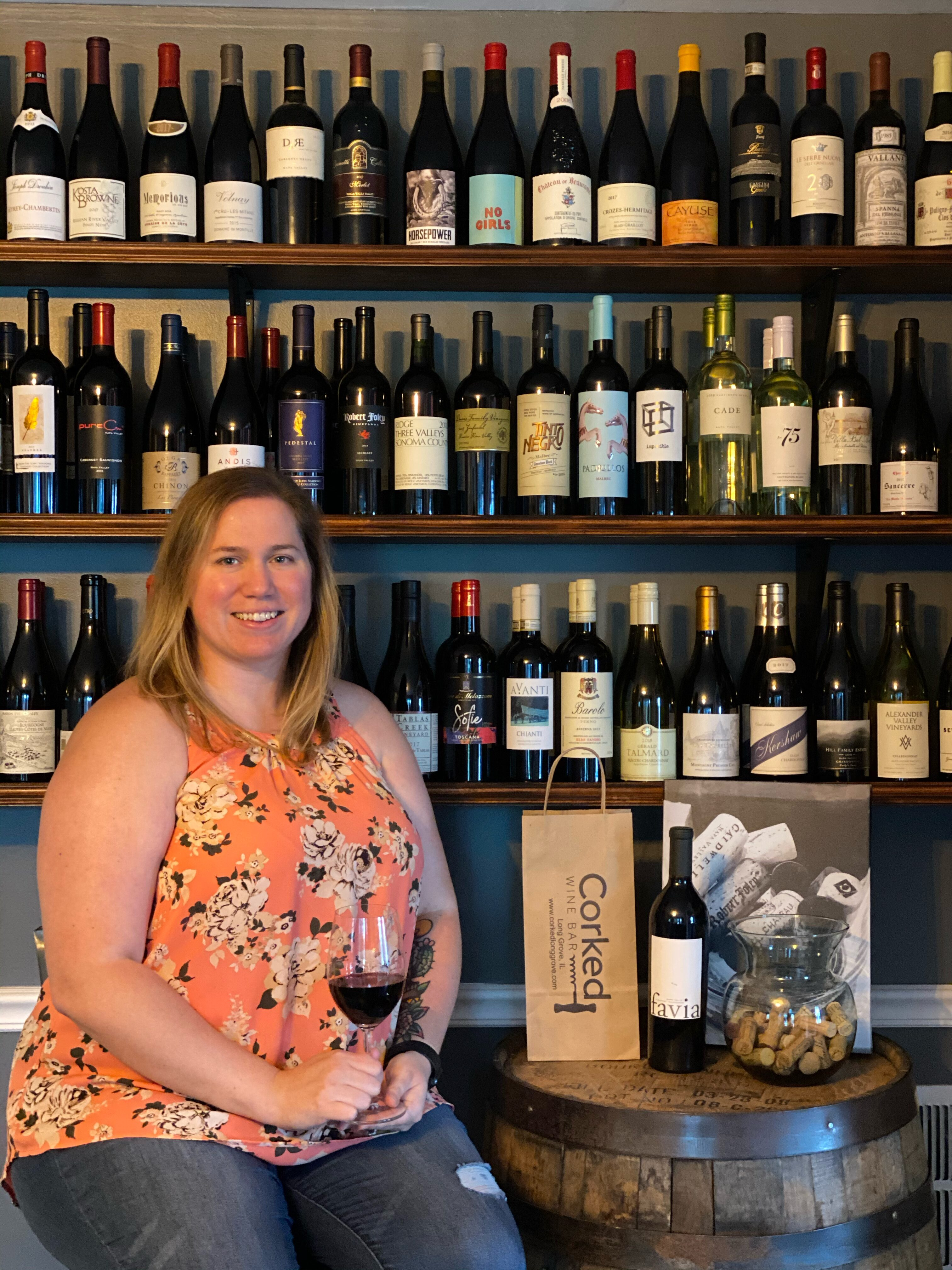 Corked Manager: Kate Poznan