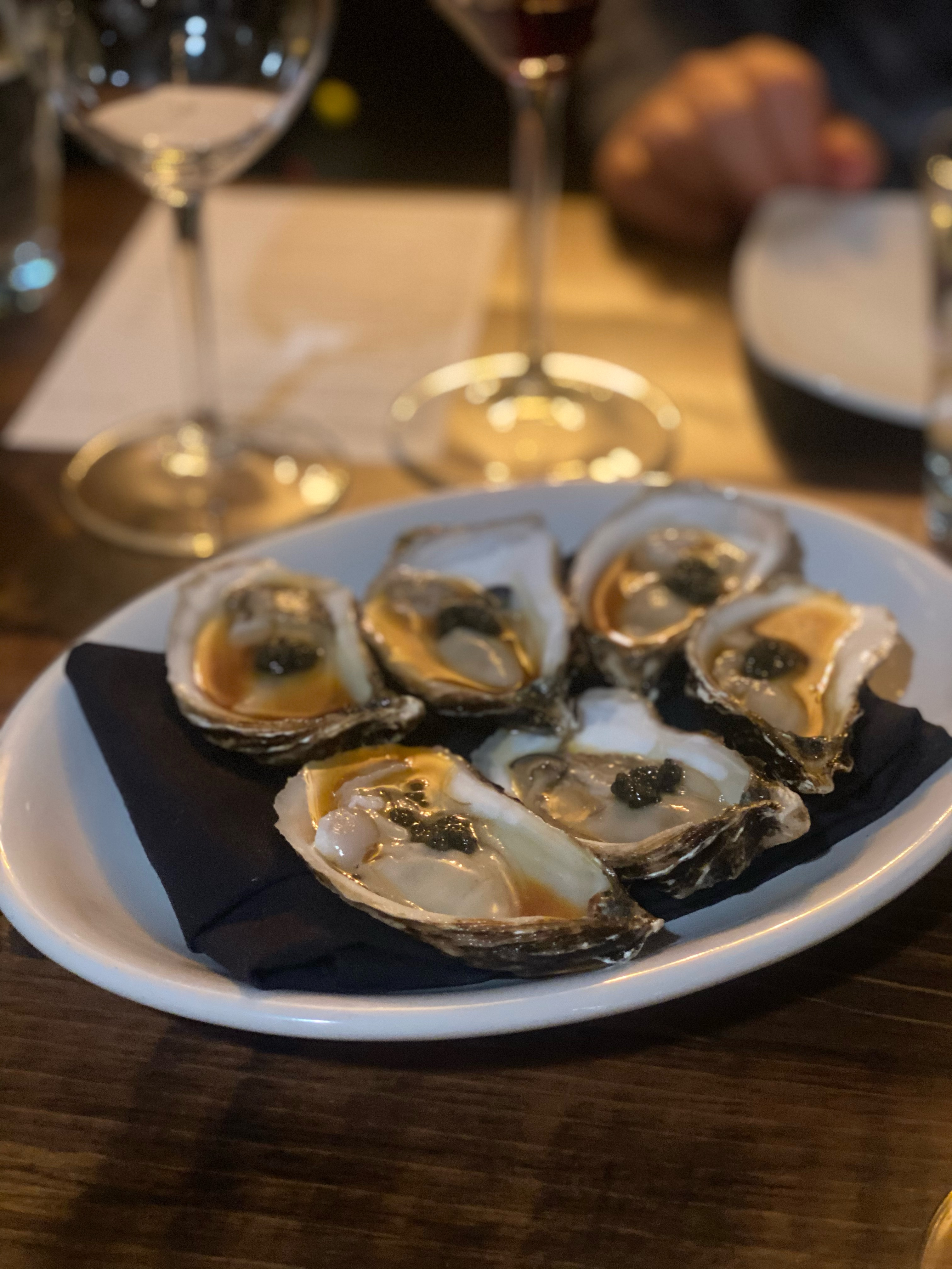 Oysters (3 per order)
